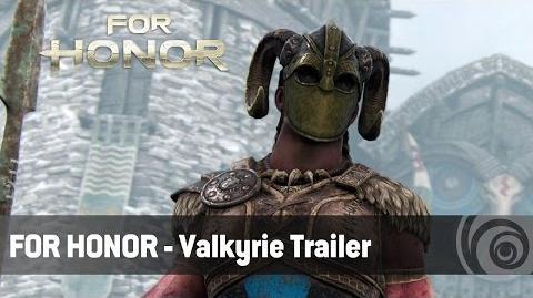 For Honor - Tráiler de la Valkiria