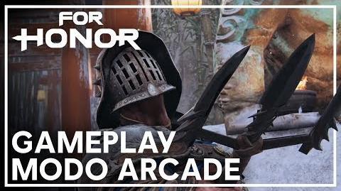 For Honor - Trailer de Gameplay Modo Arcade Gamescom 2018