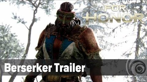 For Honor - Trailer Berseker ES