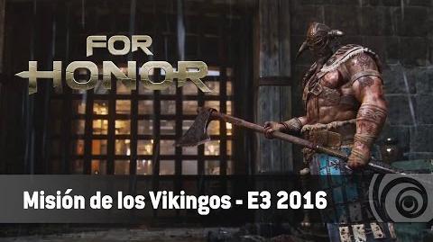 For Honor – Misión de los Vikingos - E3 2016