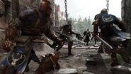 For Honor Screen Harrowgate WardenInToTheFray E3 150615 4pmPST 1438691078 2