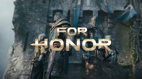 For Honor - World Premiere Trailer - E3 2015 - ES