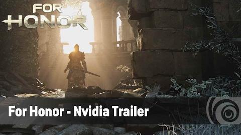 For Honor - PC trailer (4K 60FPS)