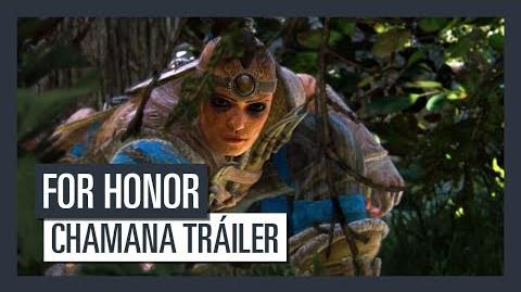 For Honor Order and Havoc -Chamana tráiler