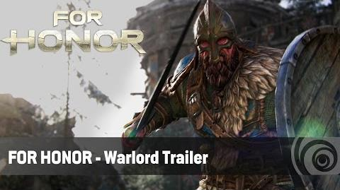 For Honor - Warlord Tráiler ES