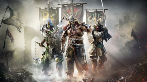 For Honor image01