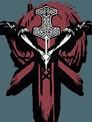 ヴァイキングのエンブレム