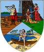 Coat of Arms of Saint Christopher-Nevis-Anguilla