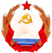 Coat of Arms of the Latvian SSR
