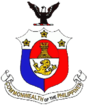 Coat of Arms of the Commonwealth of the Philippines