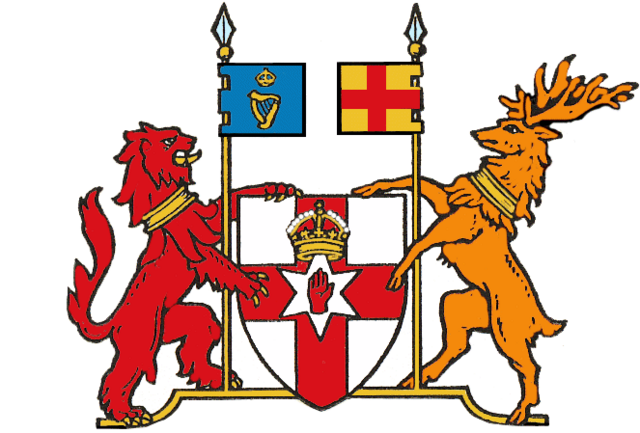 File:Coat of Arms of Northern Ireland.png