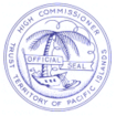 Seal of the Trust Territory of the Pacific Islands