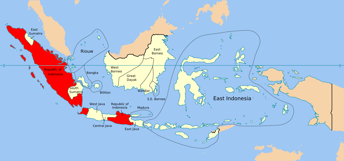 Image map of the state of indonesiag the countries wiki map of the state of indonesiag publicscrutiny Choice Image