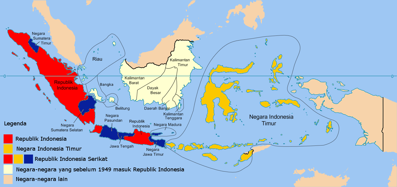 State of east indonesia the countries wiki fandom powered by wikia map of the states of indonesia publicscrutiny Choice Image