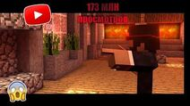 Самое популярное видео по Майнкрафт! 173 миллиона-3