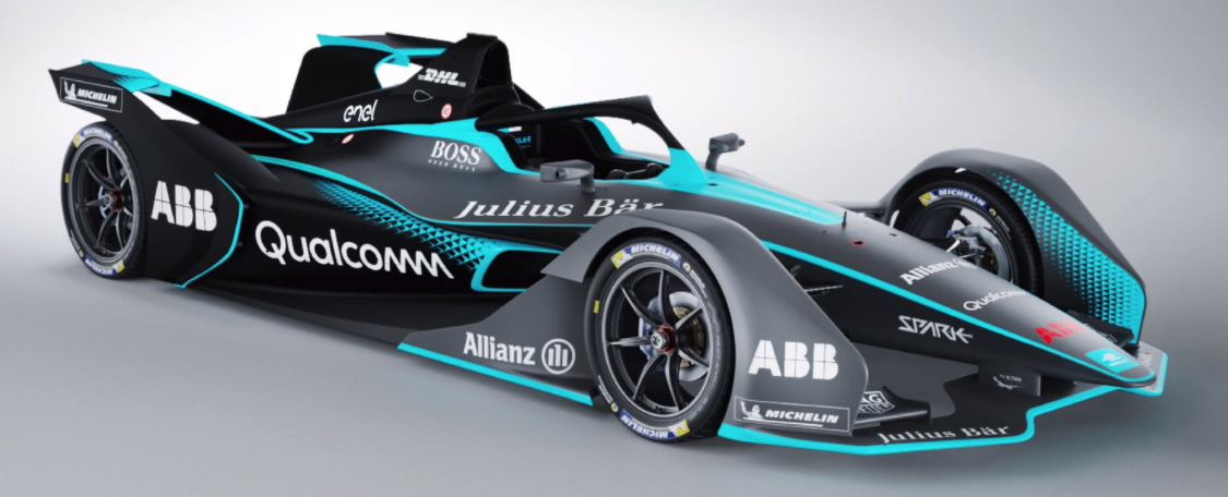 Spark Gen 2 | Formula E Wiki | FANDOM powered by Wikia