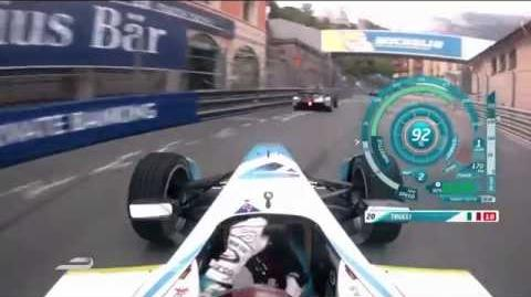Jarno Trulli's guide to the Monaco ePrix