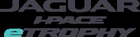 Jaguar I Pace eTrophy Logo