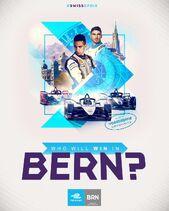 Bern E-Prix Poster 2019