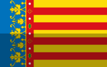 Flag of Valencia