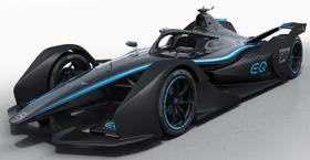 Mercedes EQ Concept 2019