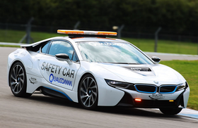 Qualcomm i8 Safety Car