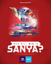 Sanya E-Prix Poster 2019