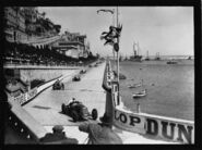 After the start of the 1931 Monaco Grand Prix
