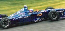 Olivier Panis 1998