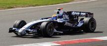 Nico Rosberg 2007 Britain