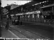 René Dreyfus winning the 1930 Monaco Grand Prix