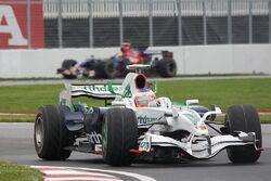 Rubens Barrichello 2008 Canada