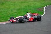Heikki Kovalainen 2008 Britain 2