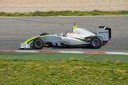 Barrichello Barcelona testing (1)
