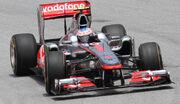 Jenson Button 2011 Malaysia FP3