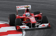 Fernando Alonso 2010 Malaysia 3rd Free Practice