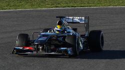 F1 2013 Jerez test - Sauber