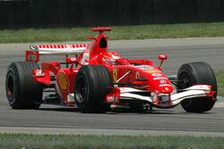 Michael Schumacher 2006 USA 2