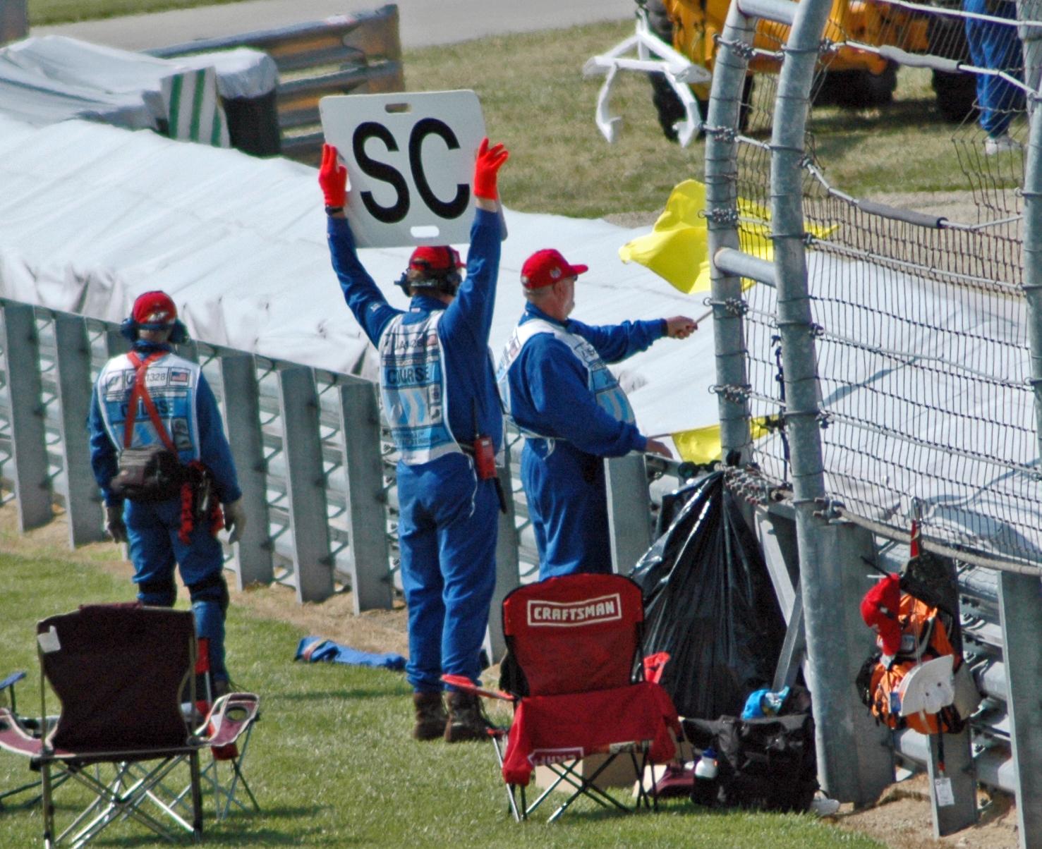 Coche de seguridad | Wiki Fórmula 1 | FANDOM powered by Wikia