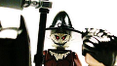 Lego Batman - The Scarecrow
