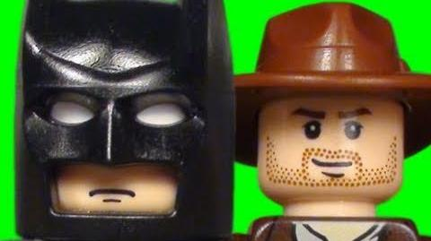 The Lego Batman & Indiana Jones Movie 2