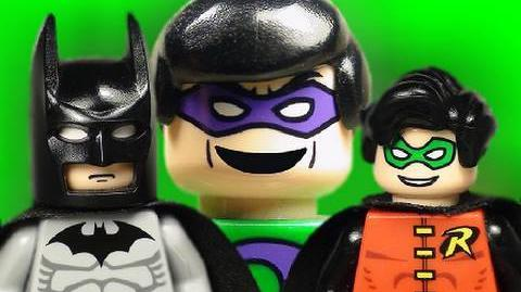Lego Batman - Riddler Returns