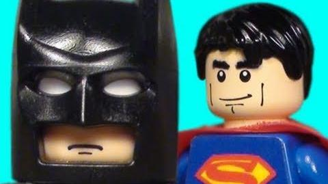 The Lego Batman & Superman Movie