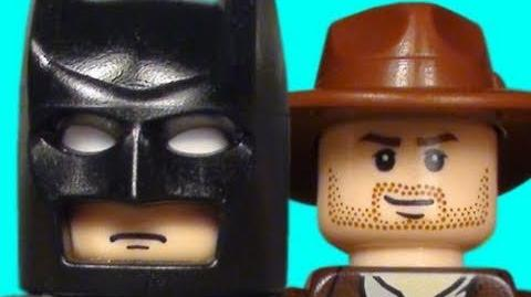 The Lego Batman & Indiana Jones Movie 1