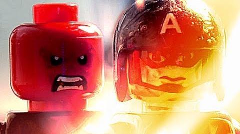Lego Captain America 2
