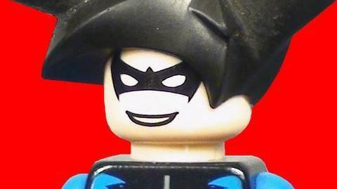 Lego Batman - Joker's appearance