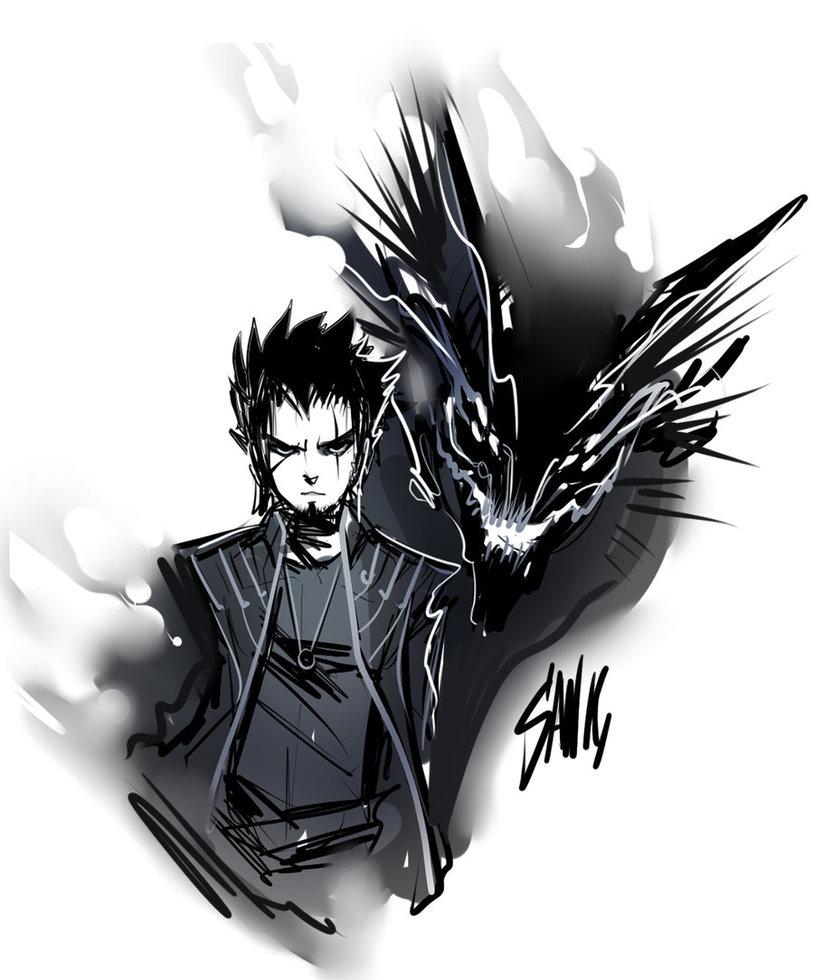 Image The Shadow Demon By Maniacpaint D5d0g6k Jpg Forsaken