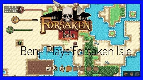 Forsaken Isle 1 Gathering Materials