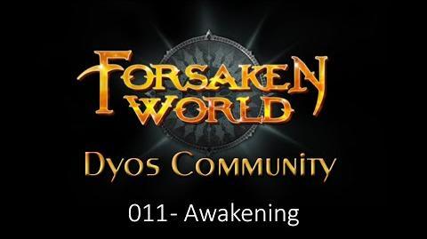 011 - Awakening (Live Stream)