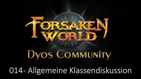 014 - Allgemeine Klassendiskussion (Live Stream)